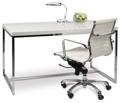 White High Gloss Office Desk Tate Desk Bookcase File Pedestal Etc In White Gloss It