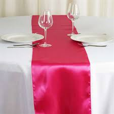 fuschia pink table cloth table runners marvellous fuschia table runners high definition