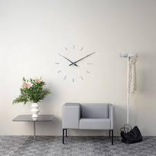 Wohnzimmer Uhren Holz Innenarchitektur Geräumiges Geräumiges Designer Wanduhr Uhr