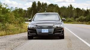 2017 audi a4 test drive review with video