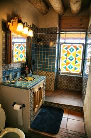 earthship bathroom inspiration cool idea to out stain glass