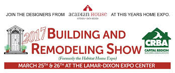 The Home Design And Remodeling Show 2017 Building And Remodeling Show Acadian House Kitchen Bath