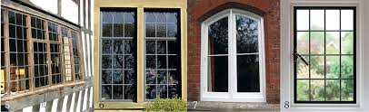 What Are The Different Home Styles Windows For Period Homes Period Living