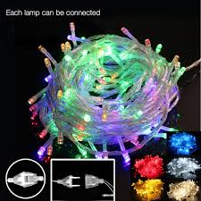 aliexpress com buy colorful 10m 50 led holiday string light