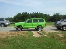 green jeep cherokee the green xj club page 49 jeep cherokee forum