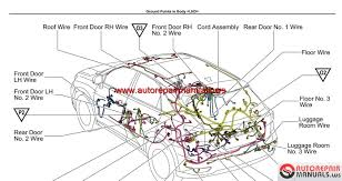 lexus rx wiring diagram with electrical pics 47740 linkinx com