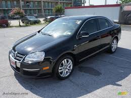 volkswagen jetta 2017 black 2007 volkswagen jetta wolfsburg edition sedan in black 199146