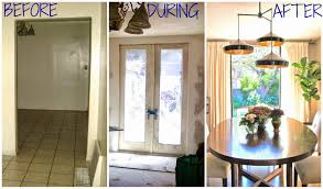 rosa beltran design my home tour part 3 the dining room and bar nook