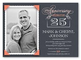 anniversary party invitations 32 best wedding anniversary party invitations personalized
