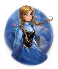 princess anna frozen wallpapers frozen anna by daekazu on deviantart