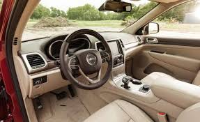 Grand Cherokee Interior Colors 2017 Jeep Grand Cherokee Redesign Release Date 2018 Car Blog