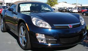 saturn sky coupe saturn sky metallic blue car 4 by fantasystock on deviantart