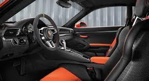 Gt3 Interior New Model Perspective Porsche Gt3 Rs U201cgoes To 11 U201d Premier