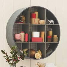round metal hanging shelf orden en el caos pinterest
