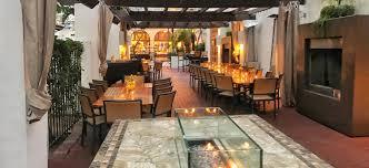 Restaurant Patio Design by Santa Barbara Patio Events Venue U2013 Downtown Santa Barbaras