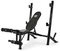 Marcy Adjustable Bench Top 15 Best Adjustable Olympic Weight Benches