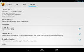 superuser update apk supersu pro android apps on play
