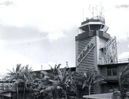 Hnl Airport Map Hawaii Aviation Hnl 1950s