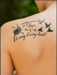 50 must try quote tattoos for with meaning 2017 page 5