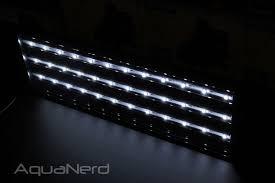 Led Aquarium Light Fixtures Aqueon Introduces Modular Led Aquarium Light At Macna Aquanerd