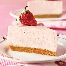 aux fraises cuisine gâteau au fromage et aux fraises recettes cuisine et nutrition