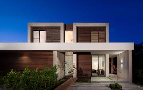 natural modern design modern white wood houses with white wall and