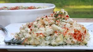 Pasta Salad Recipes Cold by Easy Southern Tuna Macaroni Salad Recipe Youtube