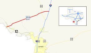 Texas Mexico Border Map by Texas State Highway 255 Wikipedia