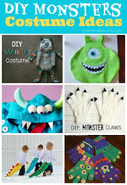 Halloween Costumes Monsters 25 Monster Costumes Ideas Cookie Monster
