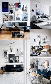 dessus de canape idées et conseils pour décorer au dessus du canapé un tableau