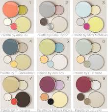 9 designer color palettes color combos designers and color pallets
