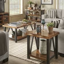Occasional Table And Chairs Table Sets Coffee Console Sofa U0026 End Tables Shop The Best