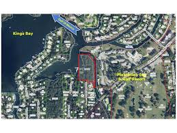 Crystal River Florida Map Florida Waterfront Property In Crystal River Homosassa Springs