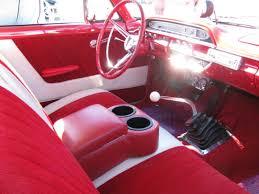 Custom Car Bench Seats Gm Ford Chrysler Short Bench Seat Consoleblue Thunder