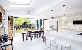 kitchen extensions ideas planning and costing your single storey extension homes