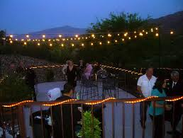 Outdoor Patio String Lights Outdoor String Lights Patio Ideas Home Design Ideas