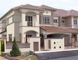 Home Colour Schemes Exterior - nippon paint colour schemes for home exterior color pallette