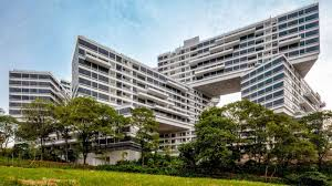 the interlace on architizer