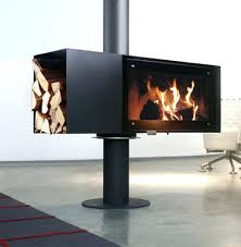 free standing gas fireplace modern ventless burner outdoor direct