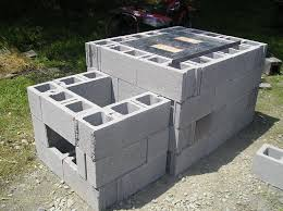 brick wall without mortar how to build stucco outside cinder block