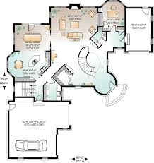 turret house plans house plan 65361 at familyhomeplans