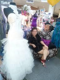 wedding dress cast knows no distance the c a s t