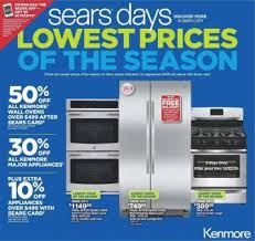best appliance deals black friday sears black friday 2017 ads deals and sales
