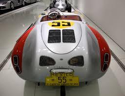 Porsche 1954 Porsche 550 Spyder 1954 Cartype