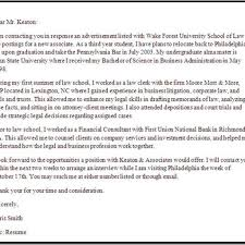 Legal Cover Letters 100 Cover Letter Examples Through Email Download Cover