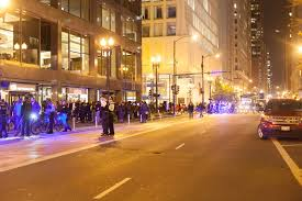 halloween city dearborn chance the rapper led a crowd of thousands from his grant park