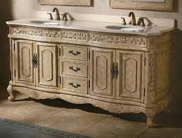 choosing the right ornate antique white bathroom vanities