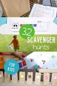 Backyard Scavenger Hunt Ideas with 32 Scavenger Hunt Ideas For Kids To Do Hands On As We Grow