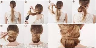 model rambut sanggul simple 10 style sanggul rambut kece ini simpel dan mudah kamu tiru