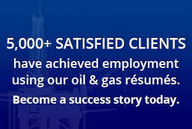 oil u0026 gas résumé examples oil and gas resumes